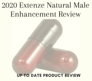 2020 Extenze Natural Male Enhancement Review