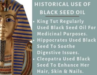 Black Seed Oil & Dr. Sebi death History
