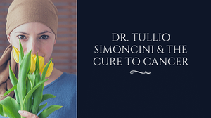 Dr. Tullio Simoncini and cure to cancer cover