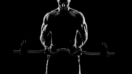 No Side Effects To getting stronger with HGH