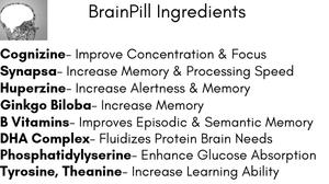 Top Male Brain Health Supplement