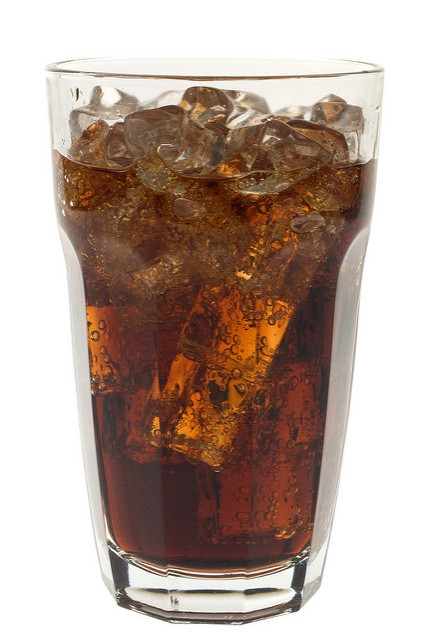 Craving pop or soda is a sign of dehydration or calcium. While it is much healthier to drink water, sometimes our brains think a craving for pop would be more appealing.  As for calcium, pop is a calcium leech. It actually draws the calcium from your bones, misleading your brain into thinking you are actually getting calcium from the pop.