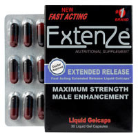 Extenze Product Info