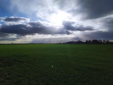 Wolken spel