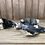 Thumbnail: Large Black Koi — Ready to hang