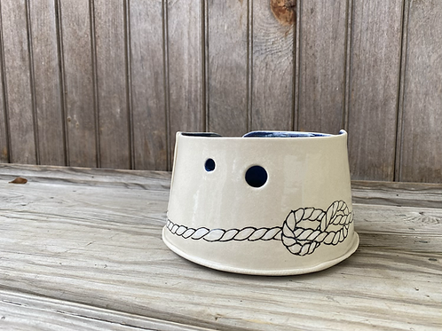 Knot Yarn Bowl