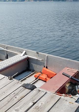 Flat Bottom Fishing Boats