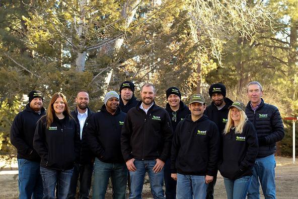 Ward Insulation & Concrete Lifting team