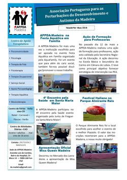 Newsletter Maio 2018