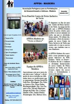 Newsletter Setembro 2017
