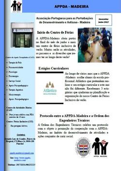 Newsletter Junho 2017