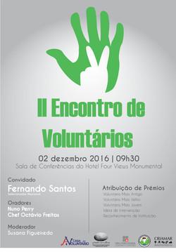 II Encontro de Voluntários