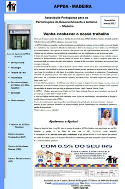 Newsletter Março 2017
