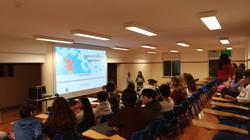 Ação na Escola do Campánario