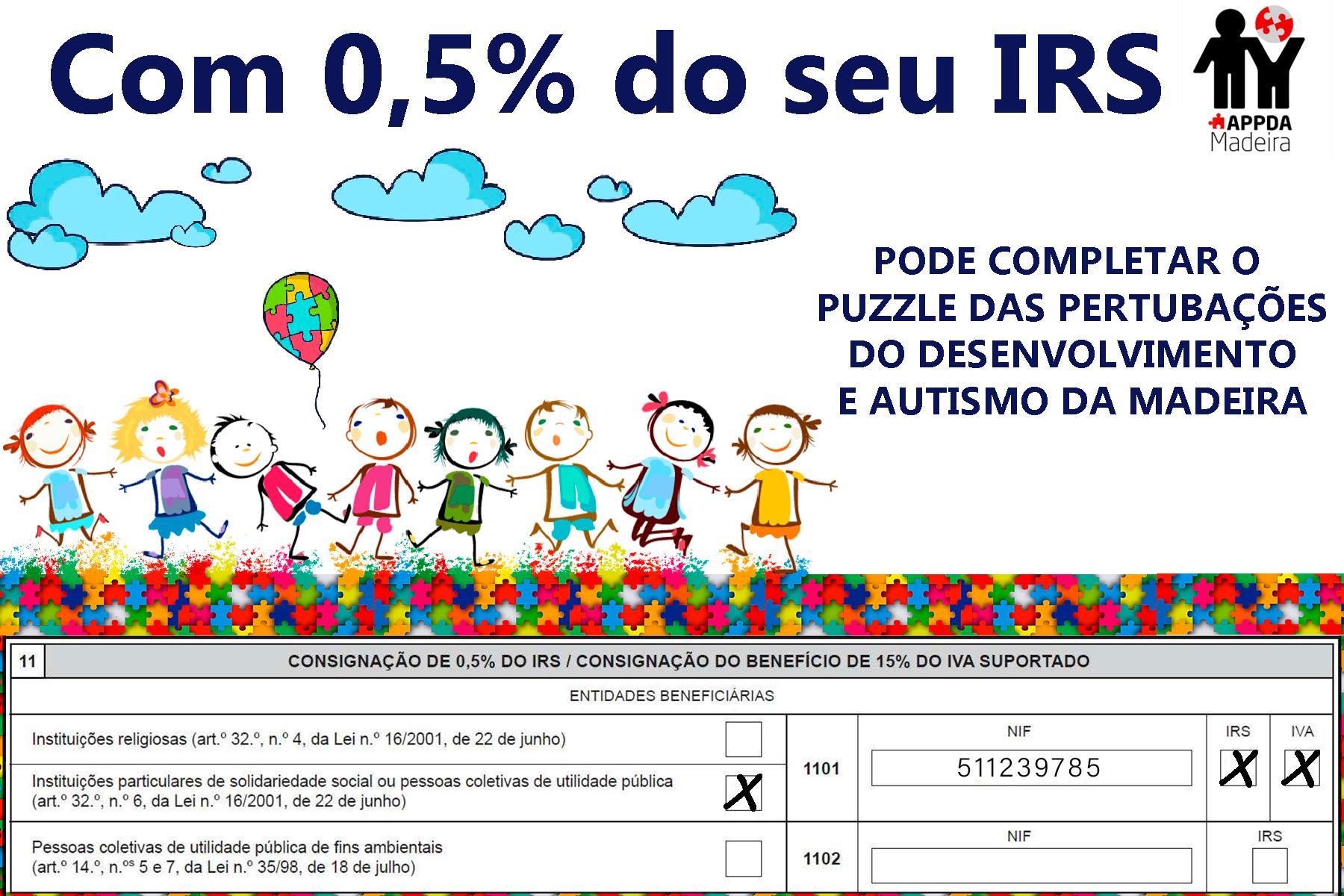 Consignação IRS