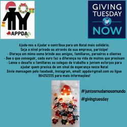 Ajude-nos a Ajudar Neste Natal - Made wi