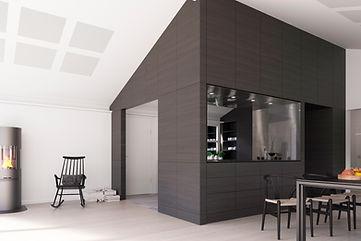 villa skæring egå ombygning køkken renovering
