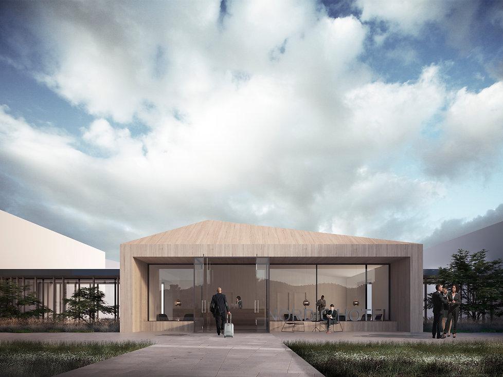 Hotel Nordisk Design Indretning Afrika