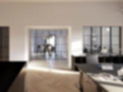 Kontor indretnig tegnestue ombygning