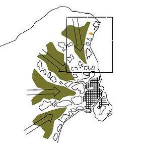 Humlebæk Byudvikling Byplanlægning Diagram
