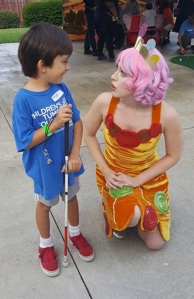 Ryder and Candyland Princess