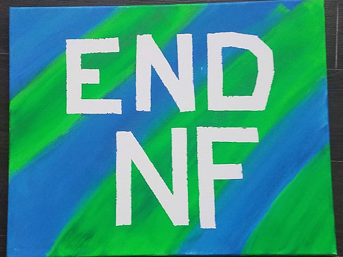 """End NF (16"""" x 20"""")"""