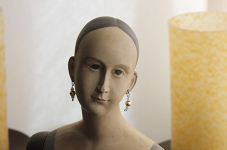 Santos. Испанский взгляд девы Марии. Часть первая