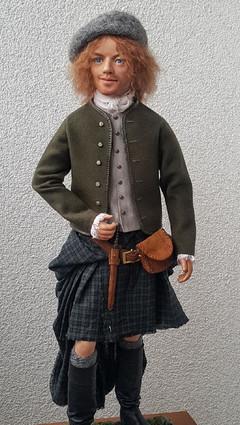 Шотландец клан Frazer