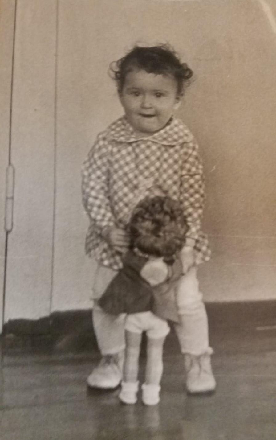 Фото из семейного архива Алёны Шлейпак