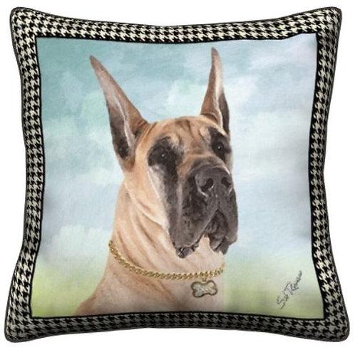 Great Dane Pillow