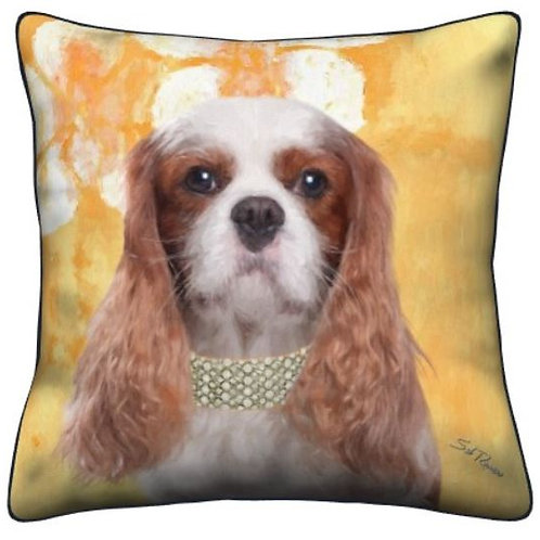 Cavalier King Charles Dog Pillow