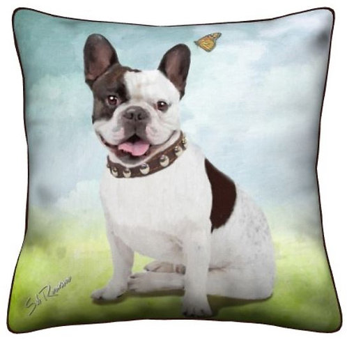 French Bull Dog Pillow