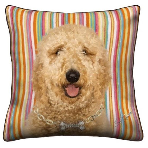 Goldendoodle Pillow