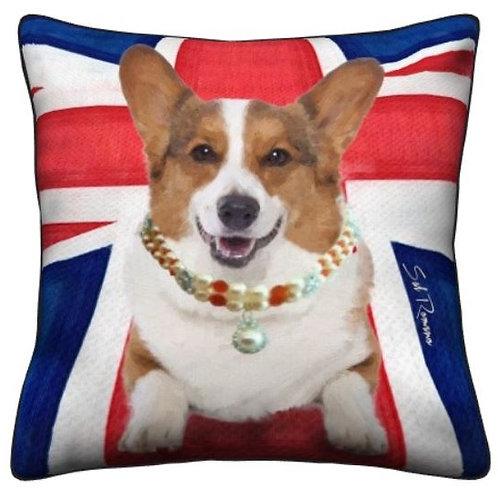 Corgi Dog Pillow