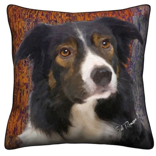Aussie Shepherd Dog Pillow