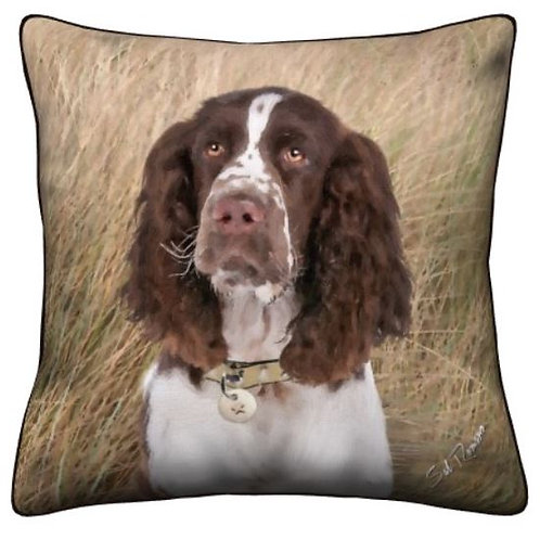 Springer Spaniel Dog Pillow