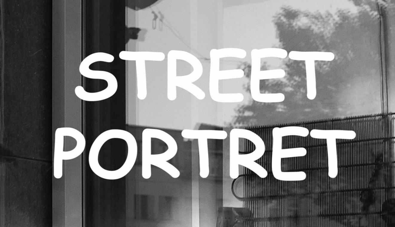 STREET PORTRET