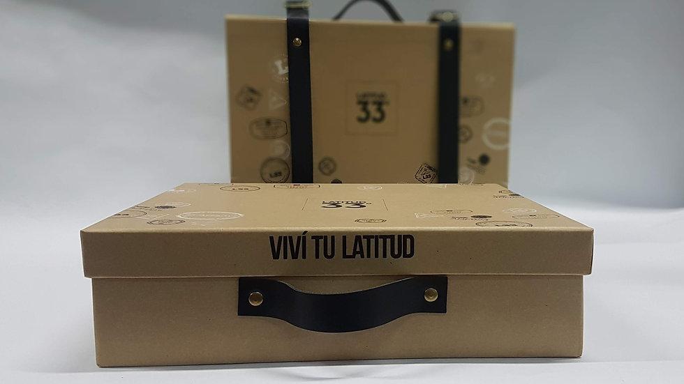 Packaging - Latitud 33