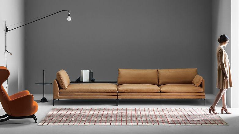 Zanotta soffa