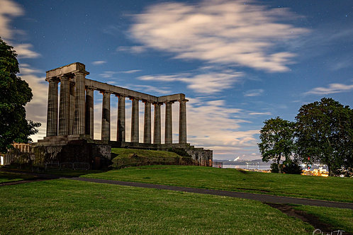 Photo Print - The National Monument of Scotland