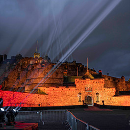 My Light Shines On (Edinburgh Castle)