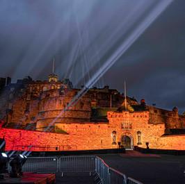 My Light Shines On (Edinburgh Castle)