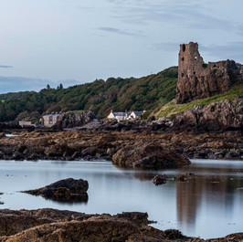 Dunure Reflection
