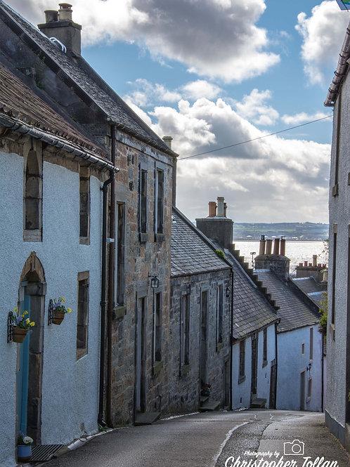 Photo Print - Culross Street