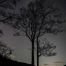 Loch Lubnaig at Night