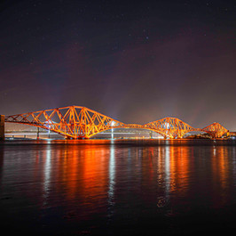 Night on the River Forth