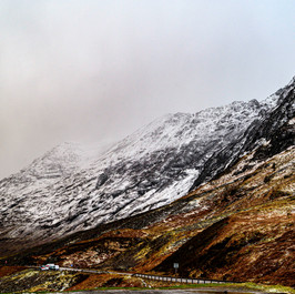 Mountain of Glencoe