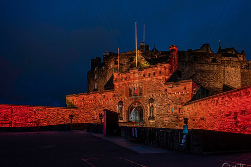 Photo Print - Edinburgh Castle