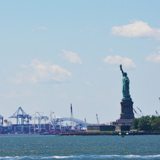 Boat Trip to See Liberty