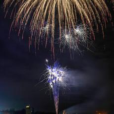 Strathclyde Park Fireworks